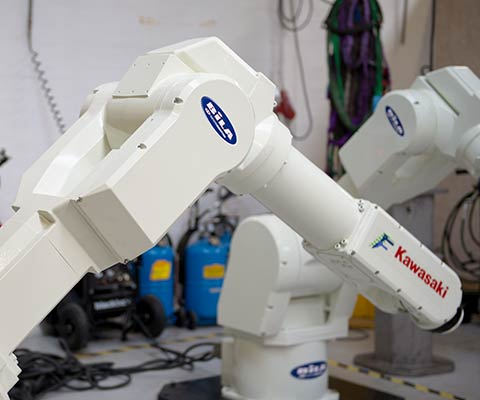 Purchase of Used Robots from BILA Service